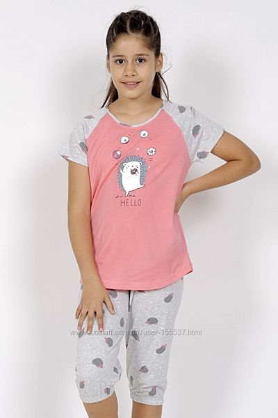 Пижама для девочки Vienetta Secret на 7-8, 13-14 лет