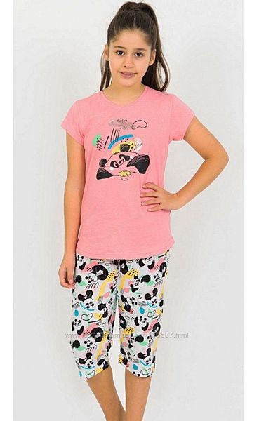Пижама для девочки Vienetta Secret на 7-8, 11-12 лет