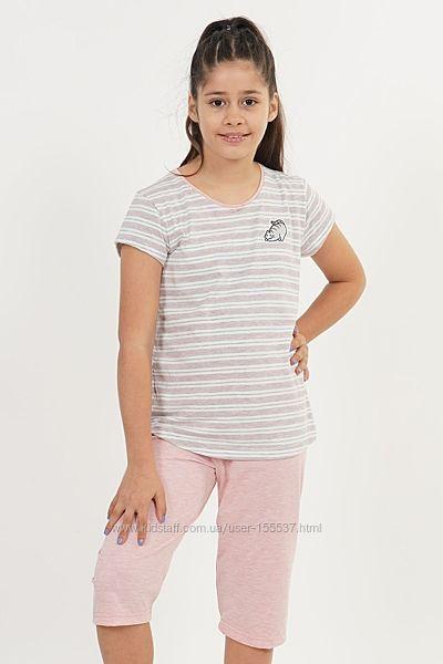 Пижама для девочки Vienetta Secret на 7-8, 9-10, 11-12 лет