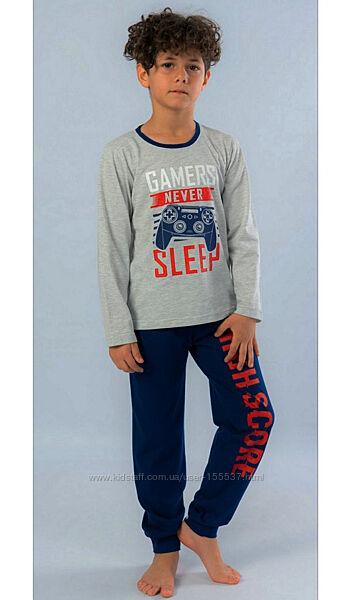 Пижама для мальчика Vienetta Secret от 9 до 16 лет