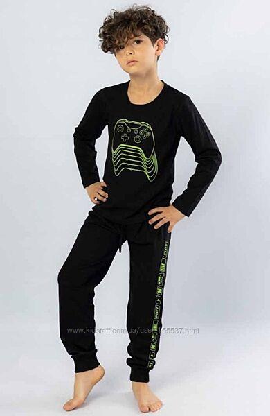 Пижама для мальчика Vienetta Secret на 9-10, 11-12, 13-14 лет