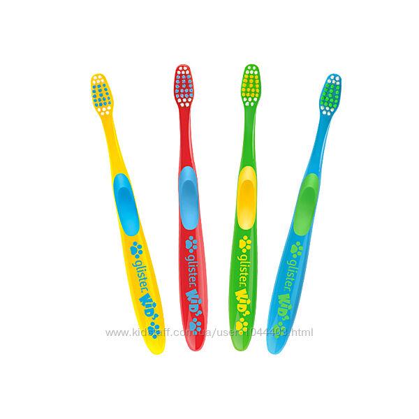 Amway glister зубные щетки для детей