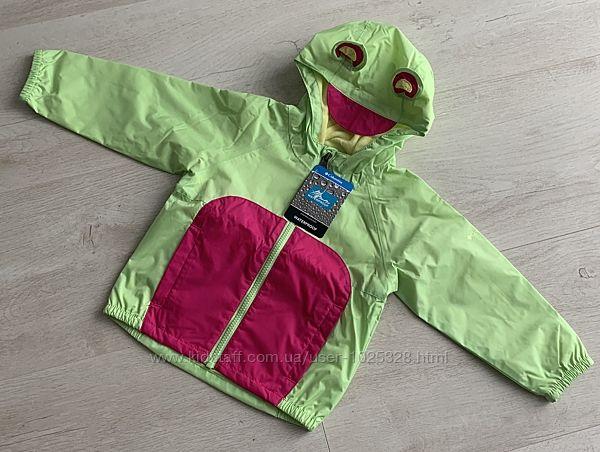 Ветровка/дождевик детский для мальчика/девочки Сolumbia 2T 86