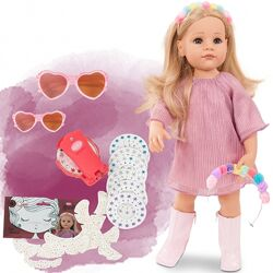 Кукла Hannah be my mini me Gotz, 48 см