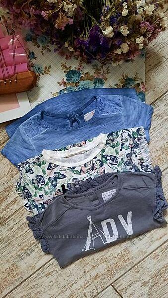 Набор футболок Next , H&M