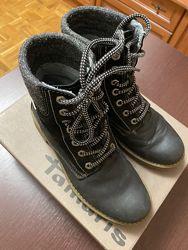 Зимние ботинки Tamaris, размер 36