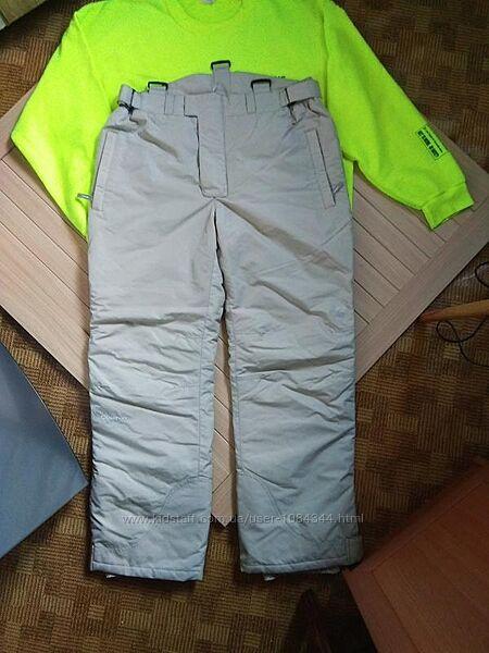 горнолыжные штаны термоштаны decathlon creation quechua / размер XL
