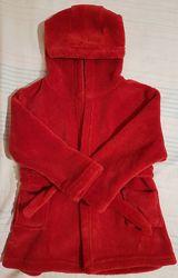 Флисовый халат ТМ Matalan, размер 18-23 мес.