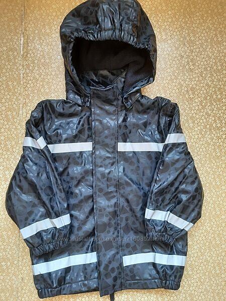 Детская куртка-дождевик грязепруф ТМ My Wear Young 86-92