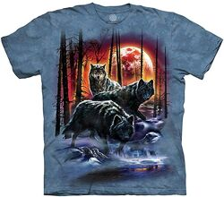 Детская футболка the mountain s -m
