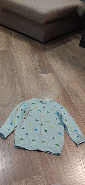 Хлопковый свитерок Next