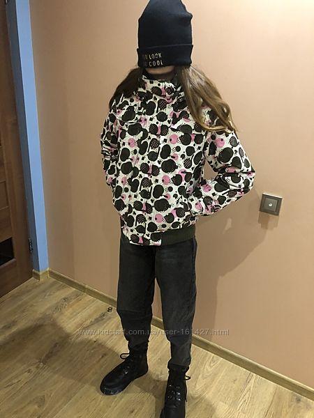Фирменная куртка 146-152р