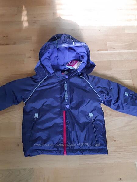 Новая Фирменная Немецкая Куртка Kiki&Koko р-р104,116. Германия