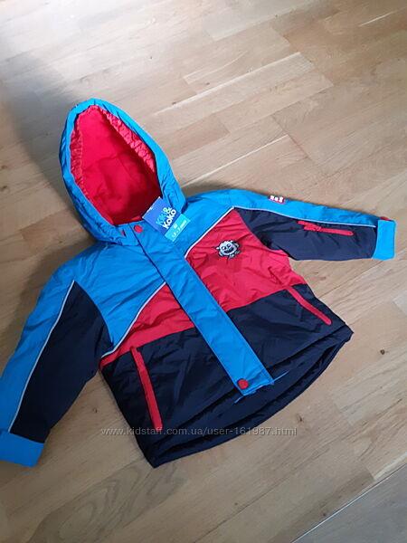 Новая Фирменная Немецкая Куртка Kiki&Koko р-р92,104. Германия