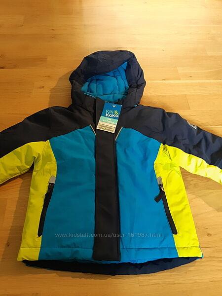 Новая Фирменная Немецкая Куртка Kiki&Koko р-р92,98,104. Германия