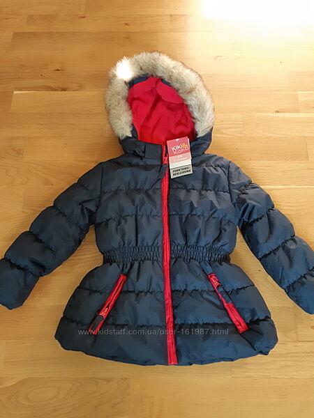 Новая Фирменная Немецкая Куртка Kiki&Koko р-р104. Германия