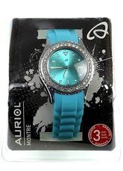 Женские часы Аuriol. Германия. Кварц, камни, водозащитные. Подарок