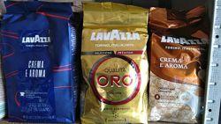Акция  Итальянский кофе Lavazza Qualita oro.