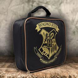 Черная термосумка для обеда Гарри Поттера Гриффиндора