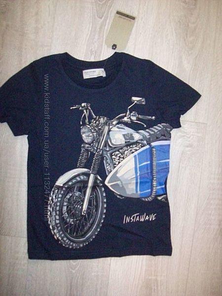 футболки 120-150 Венгрия Glo-story большемерят
