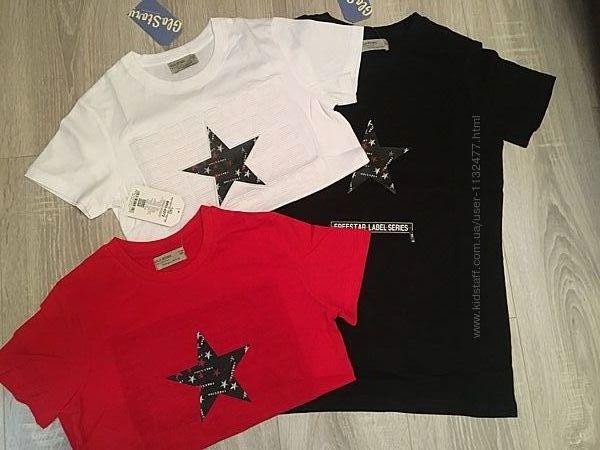 футболки 134-164  Венгрия Glo-story 3D