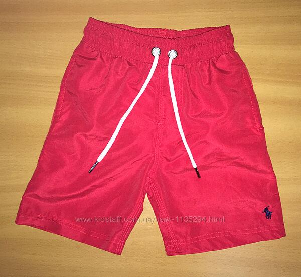 Летние, пляжные шорты. 2 года. Polo