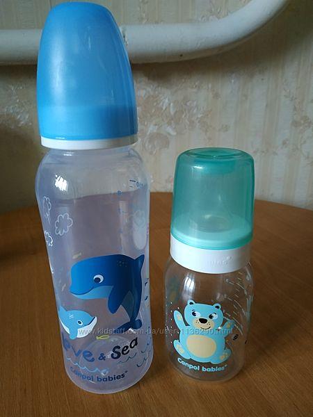 Детская бутылочка canpol