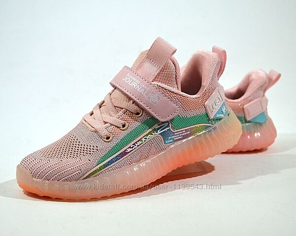 Стильні кросівки для дівчинки, моделі