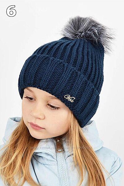 Теплі шапки, кольори, моделі