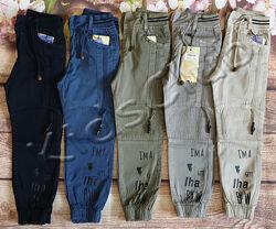 Джоггеры штаны на рост от 104 до 146