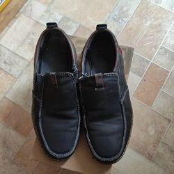 Туфли школьные классические, р. 28 по стельке 18, 5 см