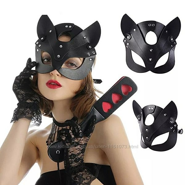 Эротическая маска кошки, женщина-кошка, карнавальная новогодняя
