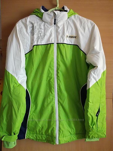 Куртка утепленная для девочек Glissade р.158