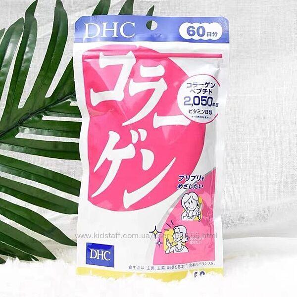 Коллаген DHC Collagen, Япония, 360 шт.