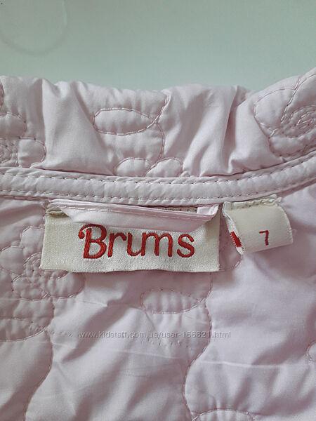 Курка деми для девочки Brums
