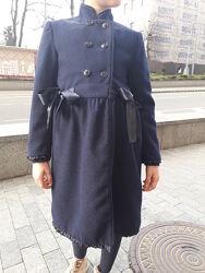 Классическое пальто для девочки