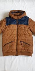 Деми куртка и жилетка 2в1 LC WAIKIKI на 11 12 лет 150 156см. Состояние ново