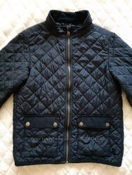 Куртка деми на весну стеганная H&M на 10 11 лет 146см. Оригинал. Пролет