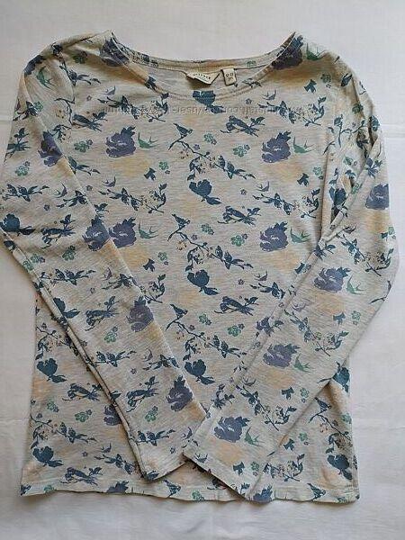 футболки и регланы девочкам на рост 140-170см