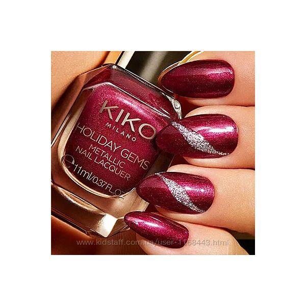 Лак для ногтей Holiday Gems metallic nail lacquer 02