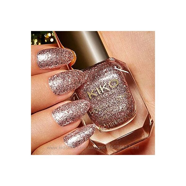 Лак для ногтей с глиттером Holiday Gems Sparkle nail lacquer 01