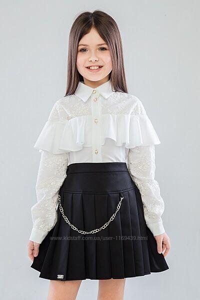 Блузка блуза Брианна Suzie 134 размер для девочки 9 лет