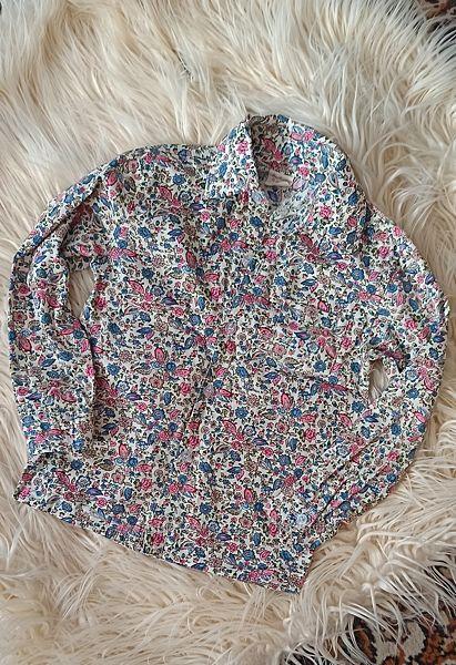 Оригинальная рубашка на мальчика 2-4 года