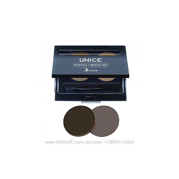 Набор для макияжа бровей Unice