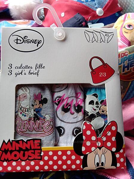 Труси для дівчинки Minnie mouse