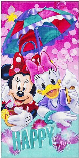 Пляжний рушник Disney Minnie mouse, Spiderman, Pony, PawPatrol, Mickey, lol