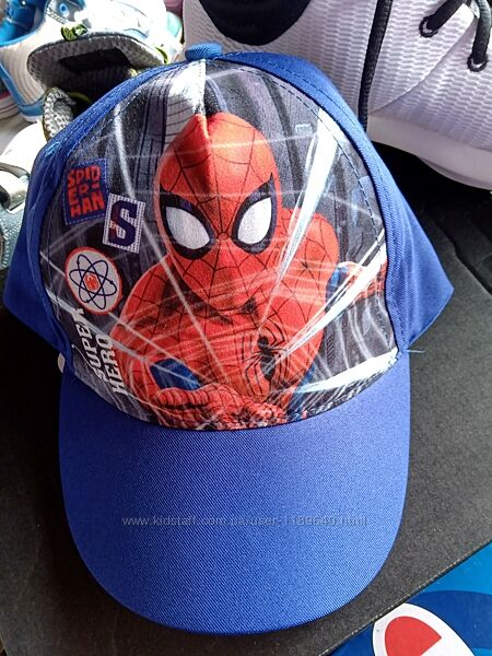 Кепки Disney Spiderman, Mickey mouse