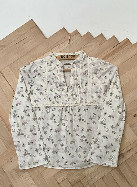 Хлопковая блузка Cherokee