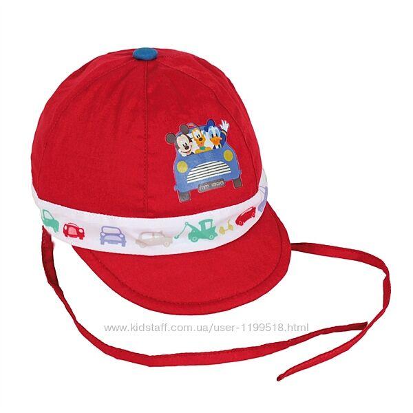 Панамка кепка Дисней для девочки и мальчика до 1,5 лет