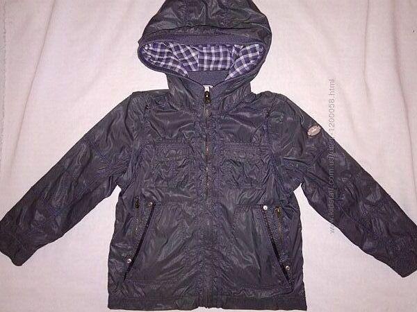 Замечательная курточка-ветровка Chicco на 4года р.104 Сост. отл.